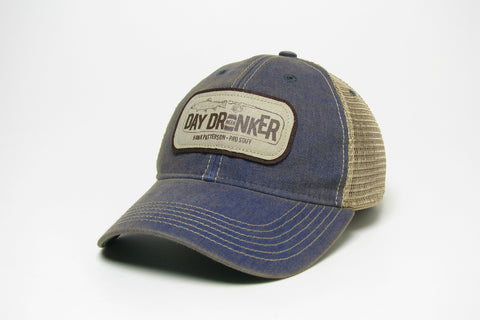 Day Drinker - Pro Staff Cap (Blue)