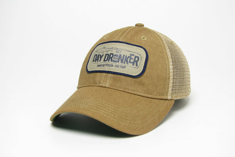 Day Drinker - Pro Staff Cap (Tan)