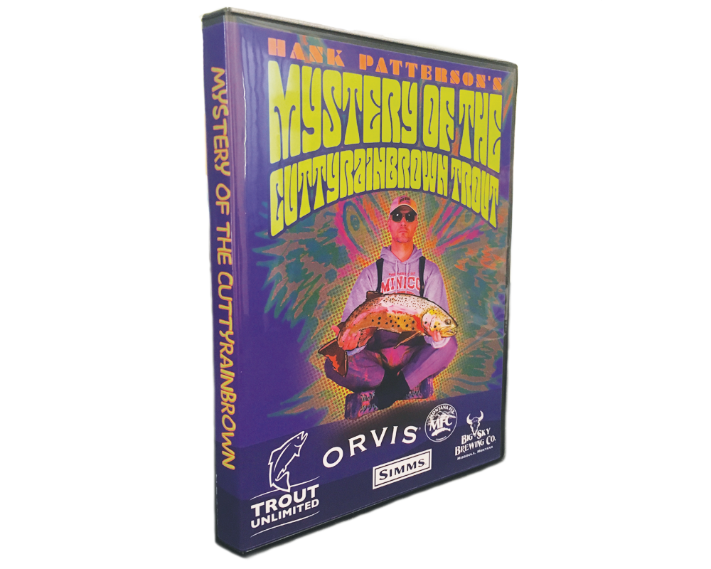 Mystery Of The CuttyRainBrown DVD!