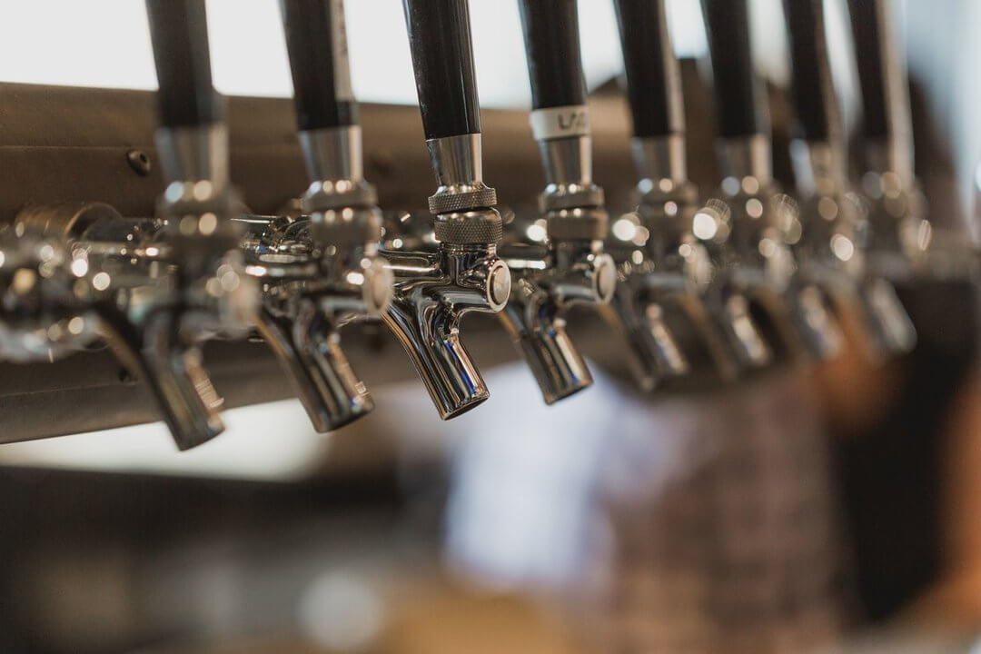 Draft Beer Towers/Taps from ACU Precision Sheet Metal