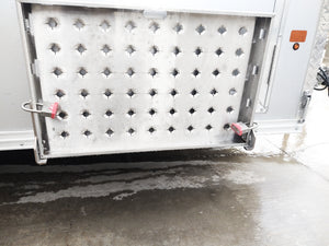 Secure Step - The All Weather Stainless Trailer Step