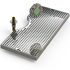 "19"" Surface Mount Tray, 7"" Column 