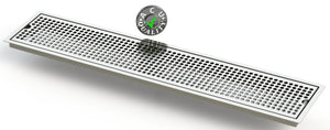 "Flush Mount 6"" X 30"" X ¾"" Drip Tray 