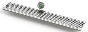 "Flush Mount 6"" X 36"" X ¾"" Drip Tray 
