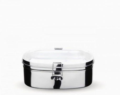 2 Layer Stainless Steel Lunch Box