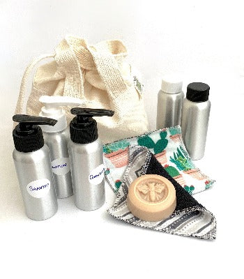 Zero Waste Travel Kit