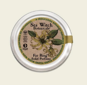 Solid Perfume