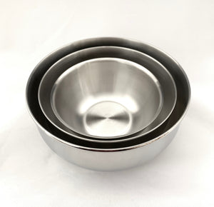 Bowl - Stainless Steel