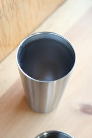 Steelys Stainless Steel - Double Wall Pint Cup