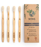 Wowe Toothbrush Set of 4