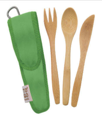 Kids Utensil Set : To-Go Ware