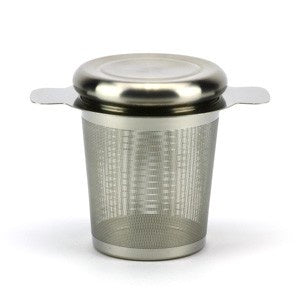 Tea Strainer with lid