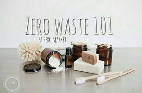 Zero Waste 101: What is it and how to get started