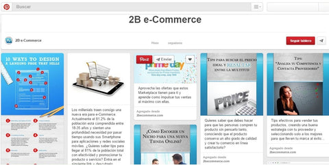 Pinterest 2becommerce