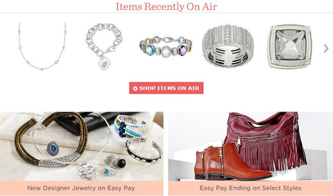 QVC On Air to sell online