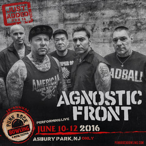 Agnostic Front just added to Asbury Park lineup
