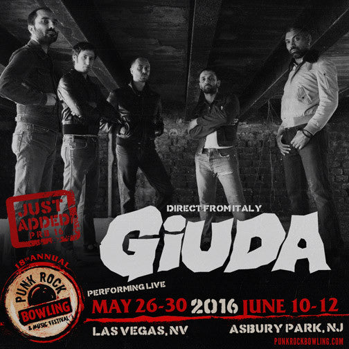 Direct from the Italy, we bring you Giuda!