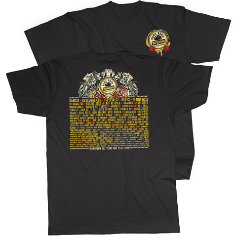 2019 Punk Rock Bowling T-Shirt