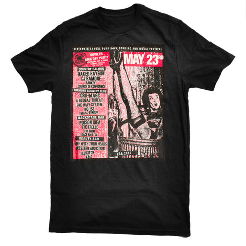 2014 PRB Las Vegas May 23 Club Show T-Shirt