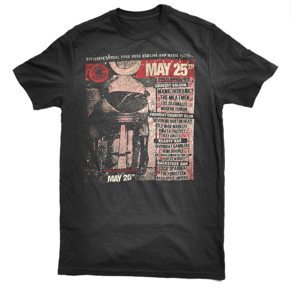 2014 PRB Las Vegas May 25 Club Show Tee Shirt