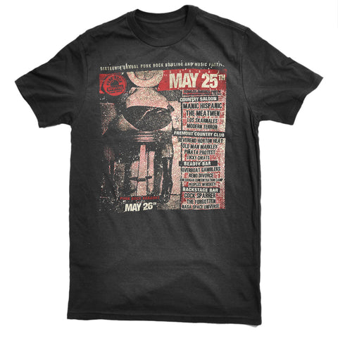 2014 PRB Las Vegas May 25 Club Show T-Shirt