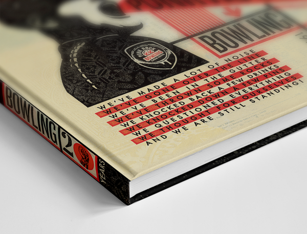 PRB 20 Year Anniversary Book