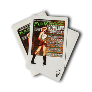 2008 PRB POSTER PLAYING CARDS
