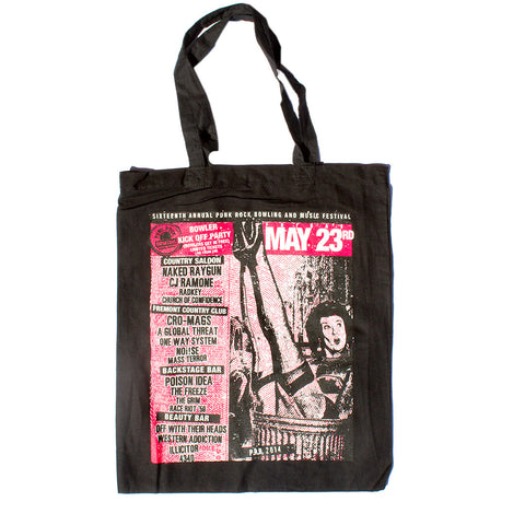 2014 CLUB SHOW TOTE BAG | Friday Club Show