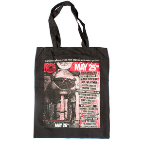 2014 CLUB SHOW TOTE BAG | Sunday club shows