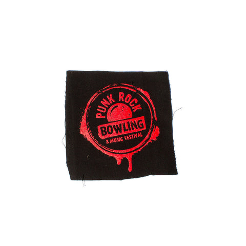 Punk Rock Bowling LOGO PATCH