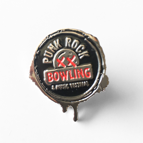 PRB 20 Year Enamel Pin
