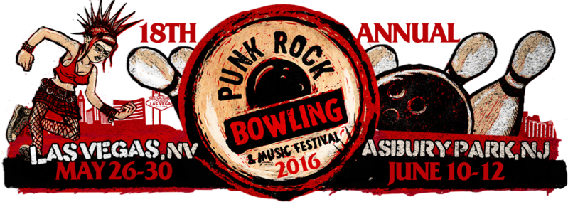 Punk Rock Bowling @ Stone Pony Summer Stage | Asbury Park | New Jersey | United States