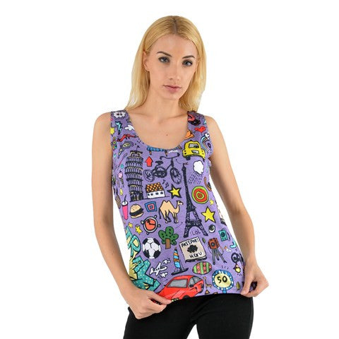 Design Your Own! Custom Tank Top