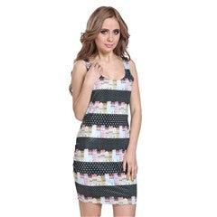 Design Your Own! Body Con Tank Dress