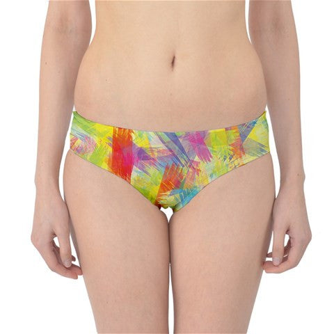 Design Your Own! Custom Hipster Swim Bottoms
