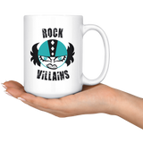 Rock Villains Free State Roller Derby Mug