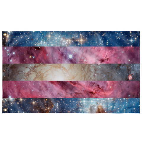Trans Space Flag
