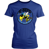 K-Bees Jr Roller Derby Womens Tee
