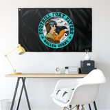 Foothill Foxy Flyers Flag