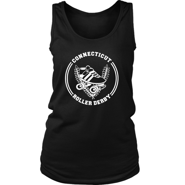 Connecticut Roller Derby Womens Tank