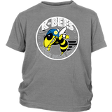 K-Bees Jr Roller Derby Youth Tee