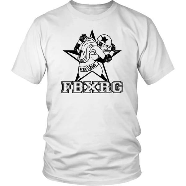 Fairbanks Rollergirls FBXRG Unisex Tee