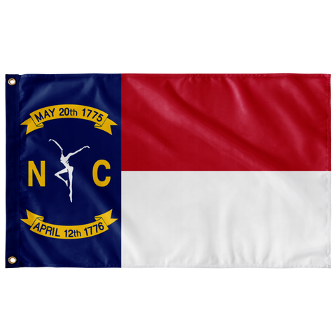 DMB Fire Dancer Flag, North Carolina