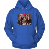 Horror Family Photo Hoodie