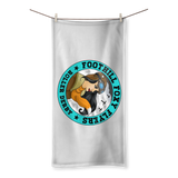 Foothill Foxy Flyers Sublimation All Over Towel