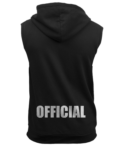 OFFICIAL Sleeveless Hoodie