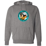 Foothill Foxy Flyers Hooded Pullover Sweatshirt