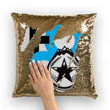foco Sequin Cushion Cover