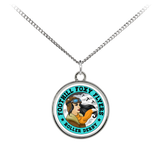 Foothill Foxy Flyers Necklace