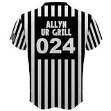 Custom Sublimated Mens Referee Jersey